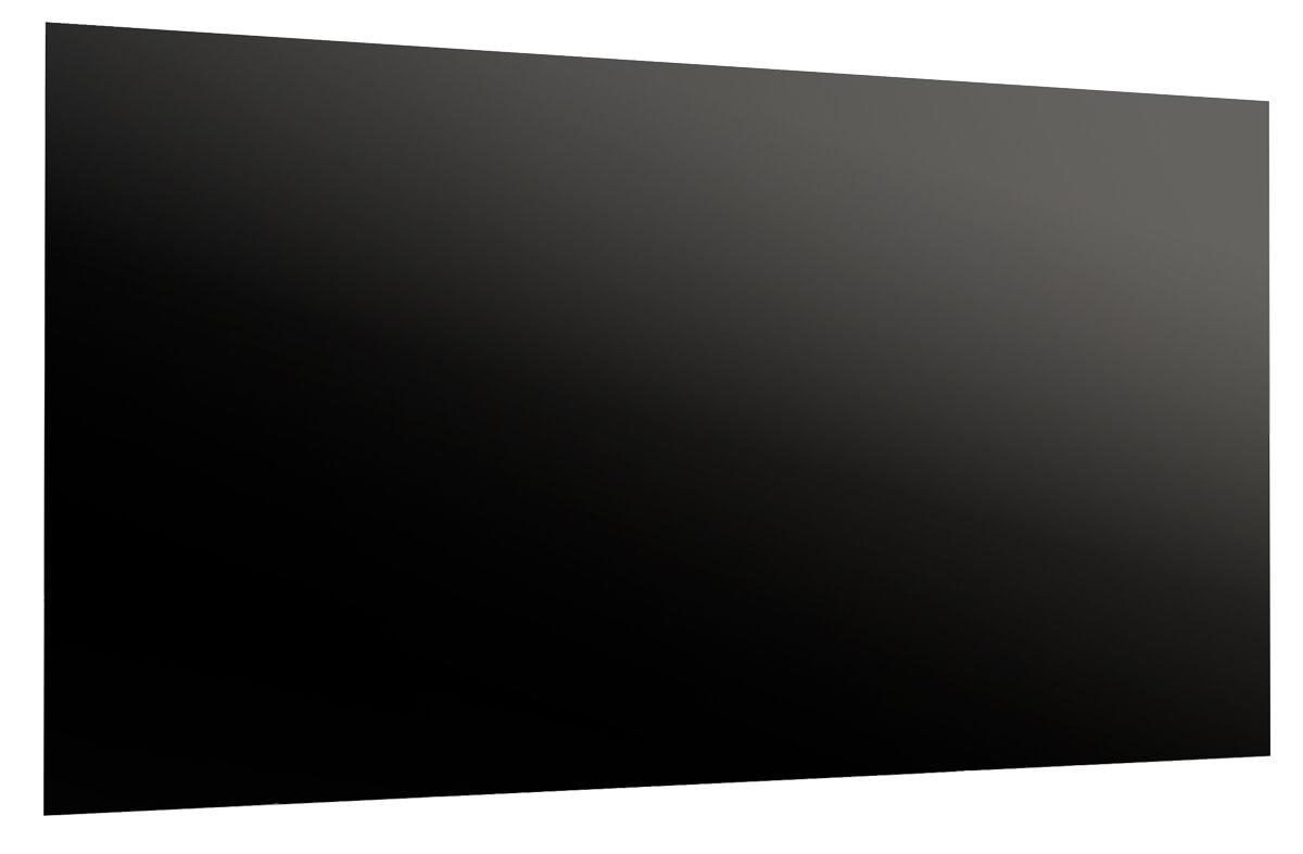 infrarot glas heizpaneel hvh850gs schwarz infrarot vitalheizung. Black Bedroom Furniture Sets. Home Design Ideas